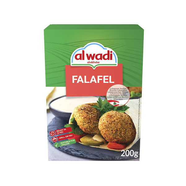 Préparation pour Falafel recette libanaise