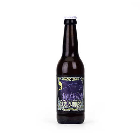 Brasserie Sulauze - Clef des champs bière en biodynamie brasserie Sulauze 3,5%