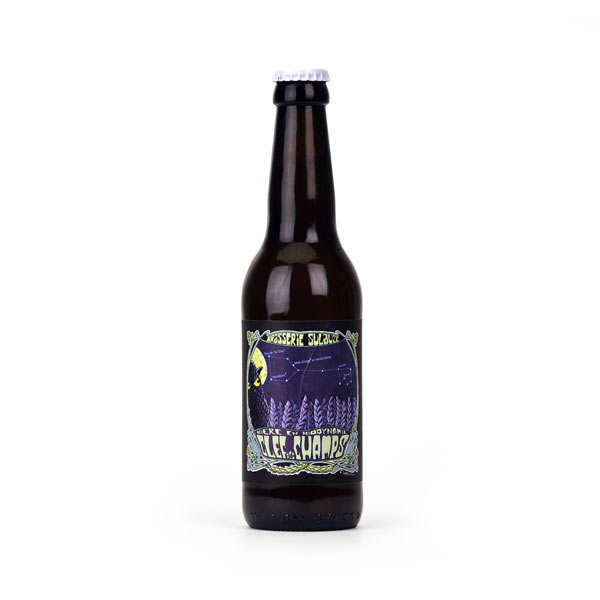 Clef des champs beer brewery Sulauze 3,5%