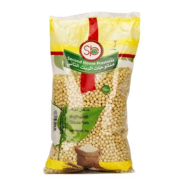 Perles de semoule Moughrabieh Libanais