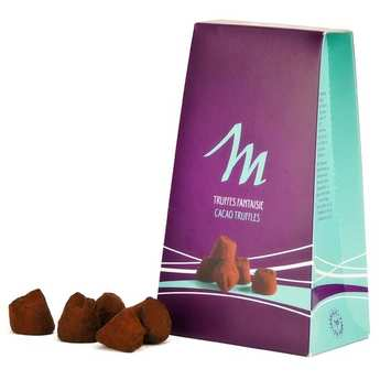 Chocolat Mathez - Rum Raisin Fantaisie Truffles