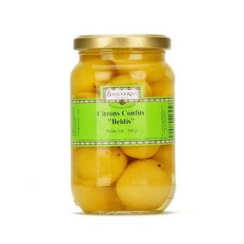Bahadourian - Preserved lemons Beldi