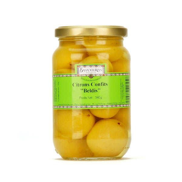 Citrons confits Beldi