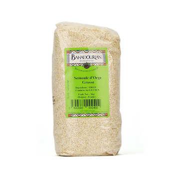 Bahadourian - Big Semolina Barley