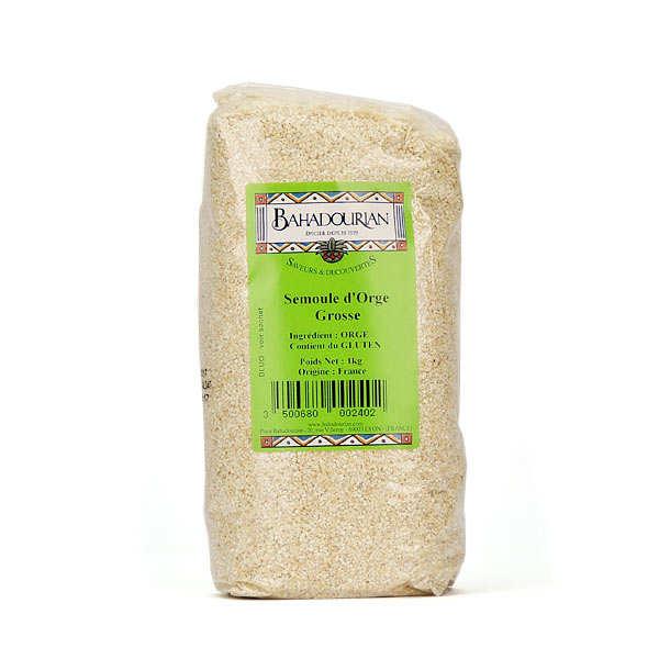 Big Semolina Barley