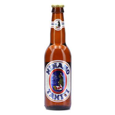 Hinano - bière de Tahiti - 5%