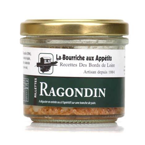 La Bourriche aux Appétits - Rillettes de ragondin