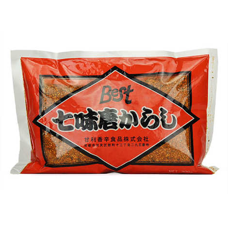 - Mélange Shichimi Togarashi - 7 épices japonaises