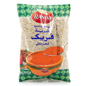 """Randa - Semolina Barley """"Frik"""""""