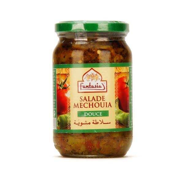 Méchouia Salad