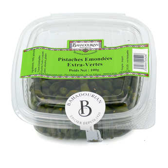Bahadourian - Super Green Blanched Pistachios