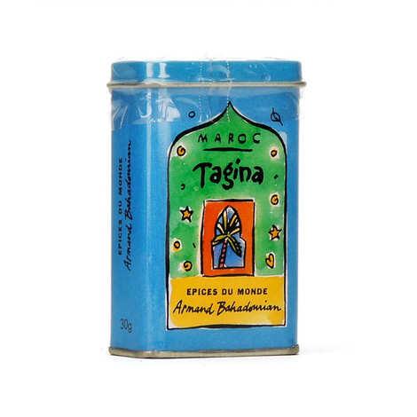 Bahadourian - Mélange d'épices pour tajine