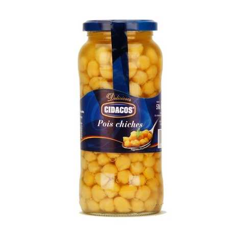 Cidacos - Soaked chickpeas