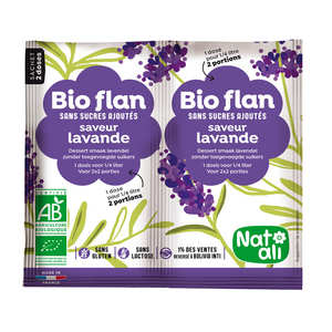 Nat-Ali - Organic lavender jelly