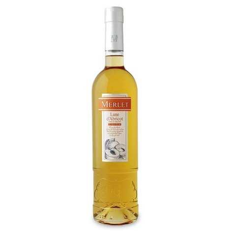 Distillerie Merlet - Apricot liqueur moon 25%