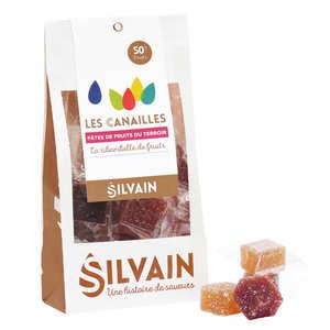 Barquette de p tes de fruits assorties nougat silvain - Nougat silvain freres ...