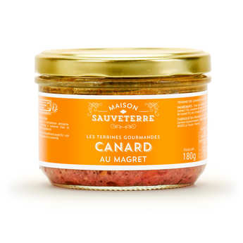 Maison Sauveterre - Terrine gourmande de canard au magret
