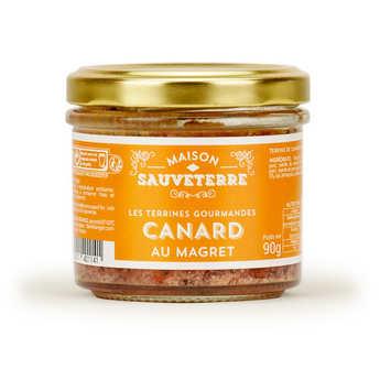 Maison Sauveterre - Duck and Magret Terrine