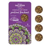 Maison Taillefer - Chocolat lait au praliné fondant