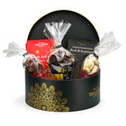 Maison Taillefer - Chocolate Round Gift Box