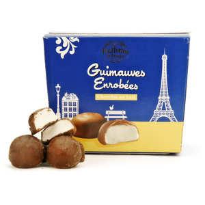 Truffettes de France - Guimauves enrobées de chocolat au lait