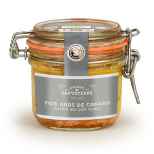Maison Sauveterre - Foie gras de canard entier du Sud-Ouest (IGP)
