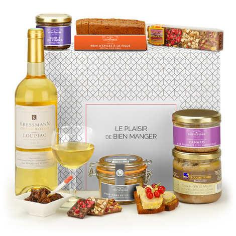 BienManger.com - Classic gift box - 33 x 24 x 10cm