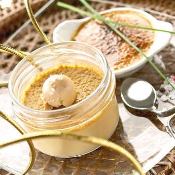 Maison Sauveterre - Crèmes Brûlées with Foie Gras