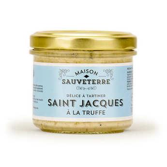 Maison Sauveterre - Scallops and Truffle Spread