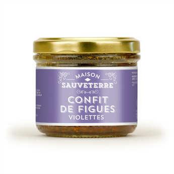 Maison Sauveterre - Confit de figues violettes Maison Sauveterre