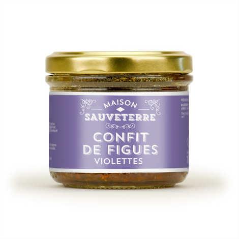 Maison Sauveterre - Figs confit