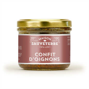 Maison Sauveterre - Onions confit