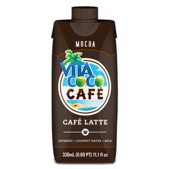 Vita Coco - Vita Coco Café latte mocha à l'eau de coco