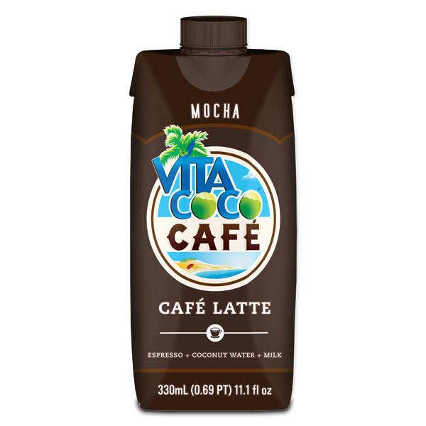 Vita Coco Café latte mocha à l'eau de coco
