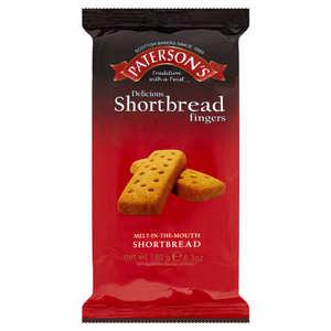 Paterson's - Biscuits shortbread Paterson's