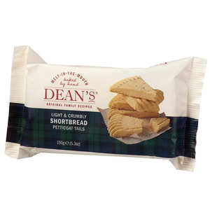 Dean's - Biscuits petitcoat tail Dean's