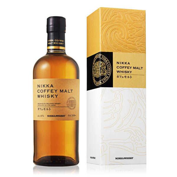 Nikka coffey malt - Whisky japonais - 45%