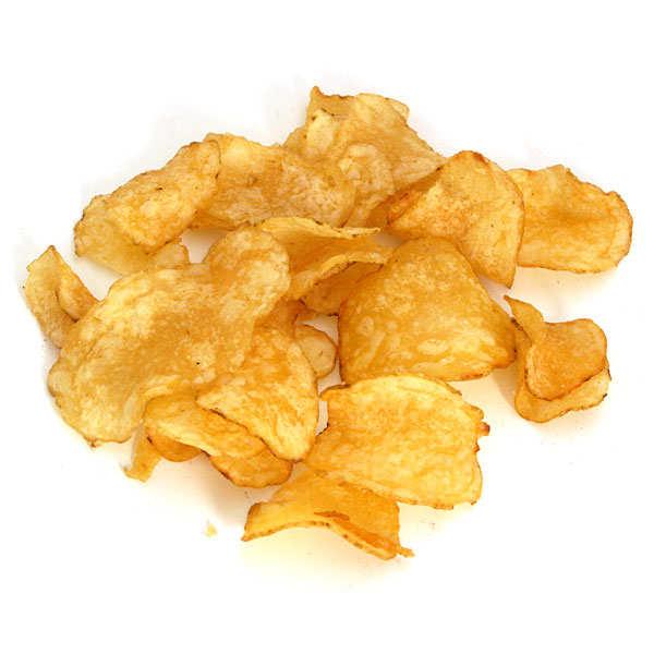 Potato crisps - lightly sea salted