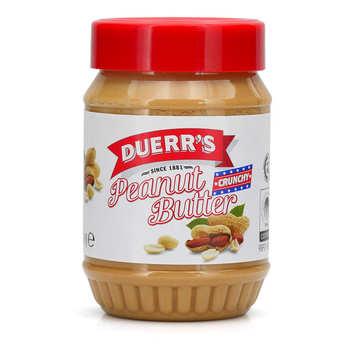 Duerr's - Beurre de cacahuètes avec morceaux