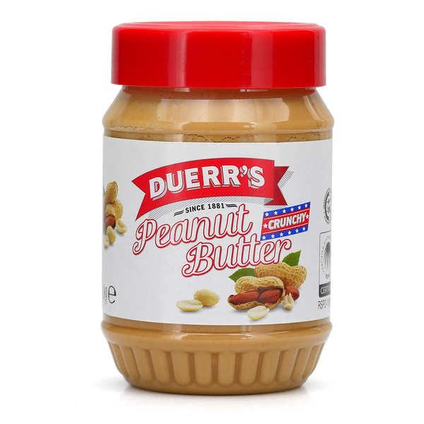 Beurre de cacahuètes avec morceaux