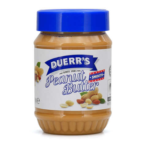 Duerr's - Smooth Peanut Butter