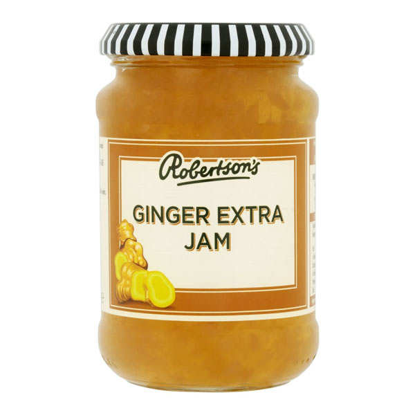 Robertson's Ginger Extra Jam