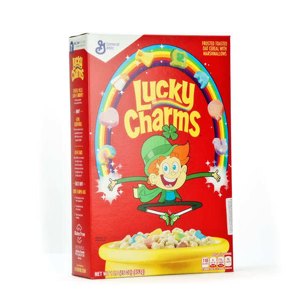 Lucky Charms Cereals Original