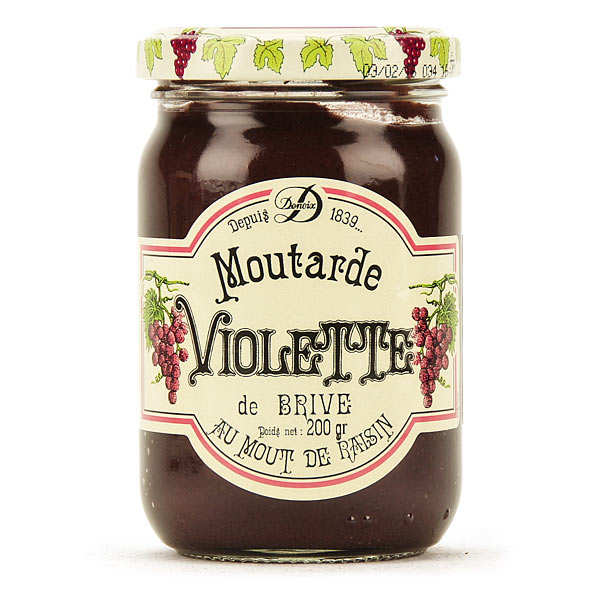 Violet Mustard from Brive
