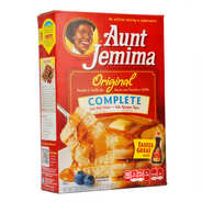 Aunt Jemima - Aunt Jemina Pancake Mix