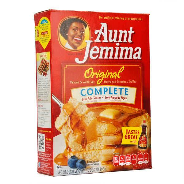 Aunt Jemina Pancake Mix