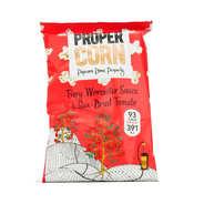 Propercorn - Pop corn sauce Worcester piquante et tomates séchées