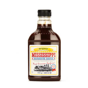 Mississipi - Sauce barbecue Mississipi