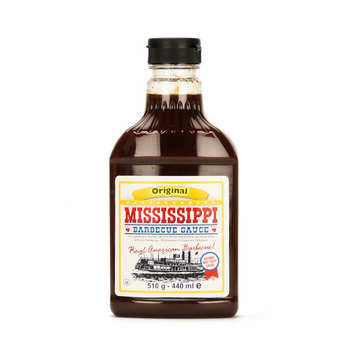 Mississipi - Sauce barbecue Mississipi