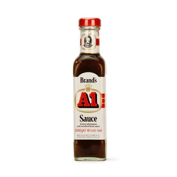 Sauce américaine pour steaks A1